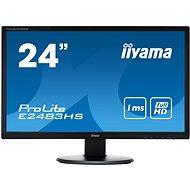 "24"" iiyama Prolite E2483HS-B3 - LCD monitor"
