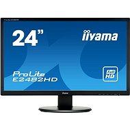 """24"""" iiyama ProLite E2482HD - LCD monitor"""