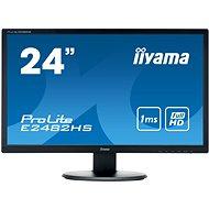 "24"" iiyama ProLite E2482HS-B1 - LCD monitor"