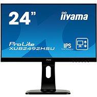 "24"" iiyama ProLite XUB2492HSU-B1 - LCD monitor"