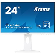 "24"" iiyama ProLite XUB2492HSU-W1 - LCD monitor"
