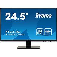 """25"""" iiyama ProLite E2591HSU-B1 - LCD monitor"""
