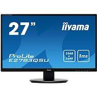 """27"""" iiyama ProLite E2783QSU-B1"""