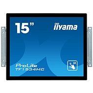 """15"""" iiyama ProLite TF1534MC MultiTouch - LCD monitor"""