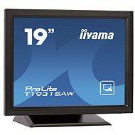 "19"" iiyama ProLite T1931SAW Touchscreen černý - LCD monitor"
