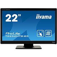 "21.5"" iiyama ProLite T2252MTS-B5 MultiTouch - LCD monitor"