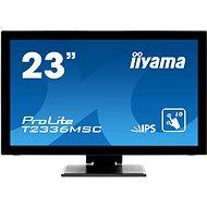 "23"" iiyama ProLite T2336MSC MultiTouch - LCD monitor"