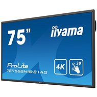 """75"""" iiyama ProLite TE7568MIS-B1AG - Velkoformátový displej"""