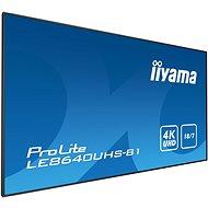 """86"""" iiyama ProLite LE8640UHS-B1"""
