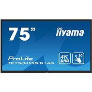"""75"""" iiyama TE7503MIS-B1AG - Velkoformátový displej"""