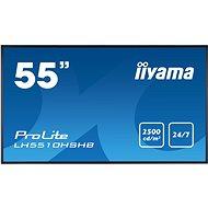 """55"""" iiyama LH5510HSHB-B1 - Velkoformátový displej"""