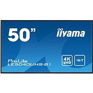 """50"""" iiyama LE5040UHS-B1"""
