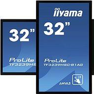 "32"" iiyama ProLite TF3239MSC-B1AG - Velkoformátový displej"