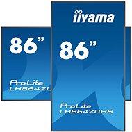 "86"" iiyama ProLite LH8642UHS-B1"