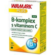 B-komplex PLUS s vitaminem C 30 tablet