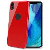 CELLY Gelskin pro Apple iPhone XR červený - Kryt na mobil