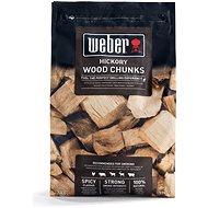 Weber udící špalíky Hickory (bílý ořech) - Grilovací příslušenství