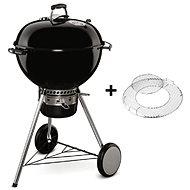 Weber Master-Touch® GBS E-5750 na dřevěné uhlí O 57 cm, Black - Gril