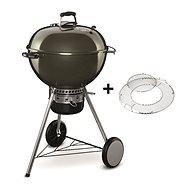 Weber Master-Touch® GBS C-5750 na dřevěné uhlí O 57 cm, Smoke Grey - Gril