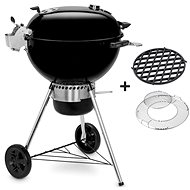 Weber Master-Touch® GBS Premium SE E-5775 for Charcoal O 57cm, Black with GBS Sear Grate - Grill