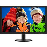 "24"" Philips 240V5QDSB - LCD monitor"