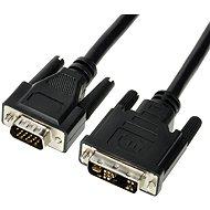 ROLINE DVI-A - VGA, propojovací, 2m - Video kabel