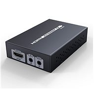 PremiumCord HDMI HDbaseT extender Ultra HD 4k x 2k na 70m přes Cat5e/Cat6 - Extender