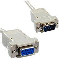 PremiumCord Prodlužovací kabel - myš 9pin rozebírací - Datový kabel