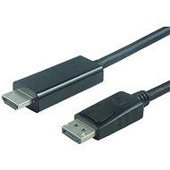 PremiumCord DisplayPort - HDMI M/M - Video kabel