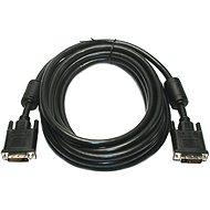 ROLINE propojovací DVI-D pro LCD, 5m - Video kabel