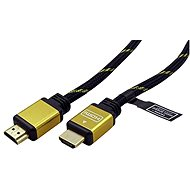 ROLINE HDMI Gold High Speed s Ethernetem (HDMI M <-> HDMI M), zlacené konektory, 20m - Video kabel