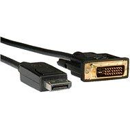 ROLINE DisplayPort - DVI propojovací, stíněný, 3m - Video kabel