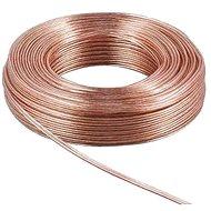 PremiumCord reproduktorový 2x0.75mm, 10m - Audio kabel