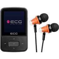 ECG PMP 30 8 GB Black - MP4 přehrávač