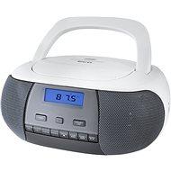ECG CDR 500 U bílý - Radiomagnetofon
