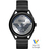 Emporio Armani Gen5 Matteo 45mm Stainless Steel Black - Chytré hodinky