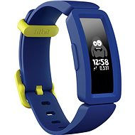 Fitbit Ace 2 Night Sky / Neon Yellow Clasp