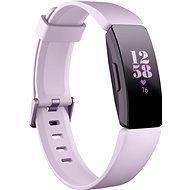 Fitbit Inspire HR Lilac - Fitness Bracelet