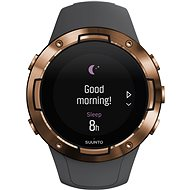 Suunto 5 G1 Graphite Copper KAV - Smartwatch