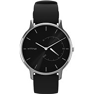 Withings Move Timeless - Black / Silver - Chytré hodinky