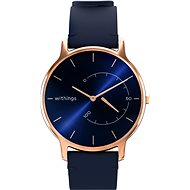 Withings Move Timeless Chic - Blue / Rose Gold - Chytré hodinky
