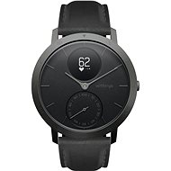 Withings Steel HR (40mm) LIMITED EDITION - Slate Grey / Black