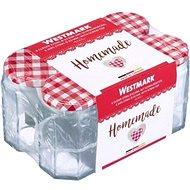 Westmark hranatá 288 ml, 6 ks - Sada sklenic