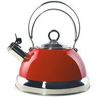Wesco Konvice na vaření vody červená, 2.5l - Varná konvice