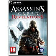 Assassins Creed: Revelations - Hra pro PC