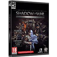 Middle-earth: Shadow of War Silver Edition - Hra pro PC