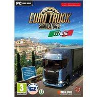 Euro Truck Simulator 2: Itálie - Herní doplněk
