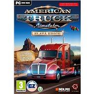 American Truck Simulator Zlatá edice - Hra pro PC