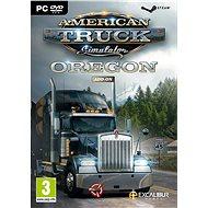 American Truck Simulator Oregon - Herní doplněk