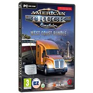 American Truck Simulator: West Coast Bundle - Hra pro PC